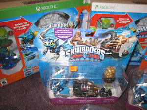 Skylanders Trap Team Starter Packs, Adventure Pack, Individuals