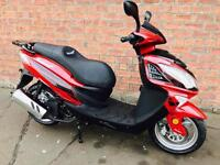 Lexmoto FMS 125 learner legal own this bike for only £8.46 a week!