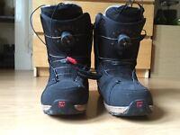 Rome Inferno BOA snowboard boots