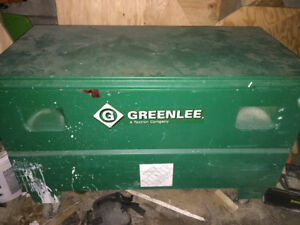 Green lee job box 2 available