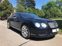 2007 Bentley Continental GT 6.0 W12 2dr Auto 2 door Coupe
