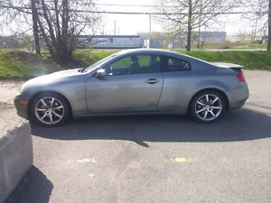 2003 infiniti G35 6mt coupe sport pack