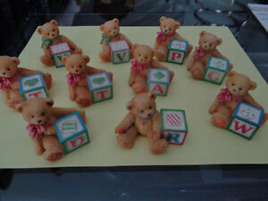 Cherished Teddies Alphabet Blocks to sell, trade or buy