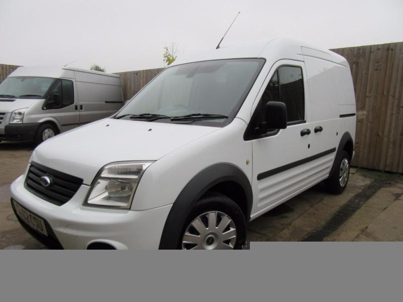 FORD TRANSIT CONNECT TREND VAN T230 1.8 TDCI 2012 LWB HIGH ROOF F/S/H VGC