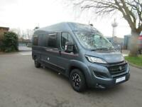 AUTOTRAIL V-LINE S 670, 2 Berth van conversion with 4 seatbelts and rear lounge