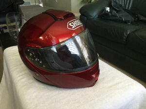 Shoei Riding Helmet