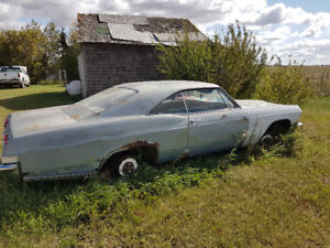 65 impala for parts or whatever