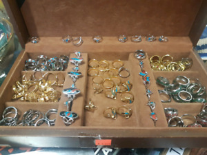 Ring Collection  $3 asst sizes