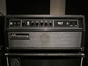 Ampeg SVT-CL Made in USA (Échange Possible)