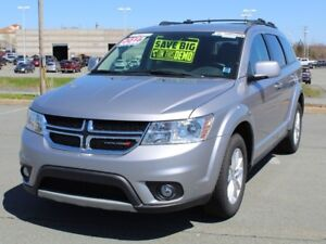 2016 DODGE JOURNEY SXT ONLY 2248 KMS!!