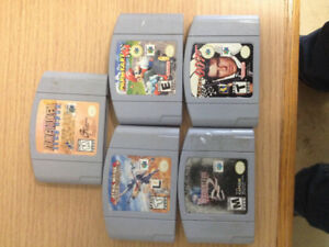 Nintendo 64,and games