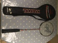 Karakul TTI-85 Titanium Superlight Badminton Racquet & Case