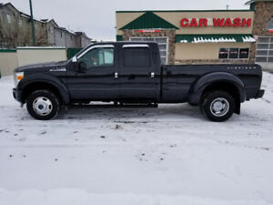 2013 Ford F-450 Platinum