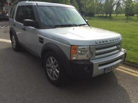 2007 Land Rover Discovery 2.7 Td V6 XS 5dr Auto 7 Seats 5 door Estate