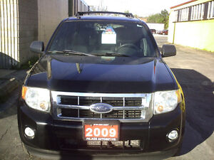 2009 Ford Escape XLT SUV, Crossover-WARRANTY