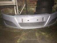 Astra H 2007 front bumper