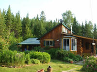 *WEEK-END 11 -13 SEPT* Chalet à louer - 3 CHAMBRES – 6 pers.