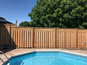 Save the tax book your spring fence or deck
