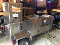 Hot dog / Sausage Cart For Sale