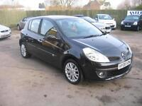 2008 RENAULT CLIO 1.2 TCE A/C DYNAIQUE PAMORAMIC ROOF