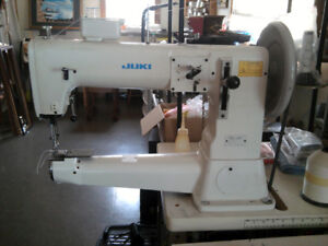 Juki 441 Industrial Sewing Machine. Harness Leather stitcher