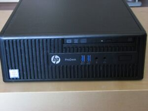 HP ProDesk 400 i5-6500 Quad Core SFF Desktop