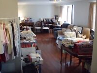 Moving Sale! Everything Goes!