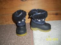 Baby/Toddler winter boots