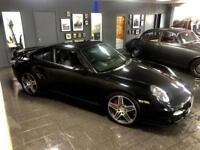 2007 Porsche 911 Turbo 997 Turbo Tiptronic S with full Porsche history been ...