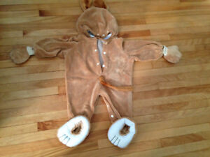 Baby Halloween puppy dog costume