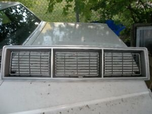 1985 s10 grill and taillights