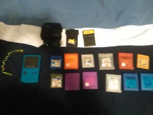 Gameboy Colour Collection