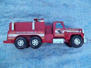 Fire Truck - Rescue Pumper