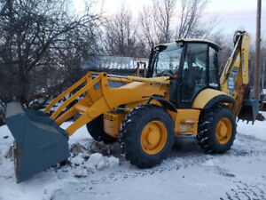 KOMATSU WB150AWS BACKHOE  FINANCING AVAILABLE