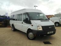 2012 Ford Transit T430 17 SEAT MINIBUS RWD 4 door Minibus