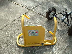 Immobilizer ,lock for trailer wheel anti theft device