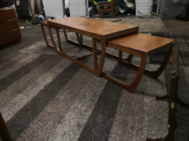 Mcintosh Side Nested Long John Coffee Table
