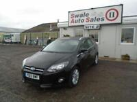 2013 FORD FOCUS 1.6 TITANIUM TDCI 115 - ESTATE - FULL SERVICE HISTORY - £20 TAX