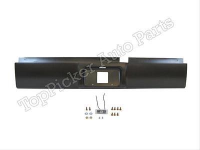 For 2002-2008 DODGE RAM 1500 03-09 2500 3500 REAR ROLL PAN & LIGHT W/SCREWS 2PC