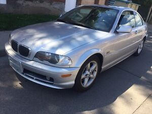 2001 Bmw 325CI series with E tested and certified 2800.00