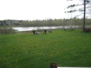 **WATERFRONT HOME FOR SALE TOBIQUE RIVER**