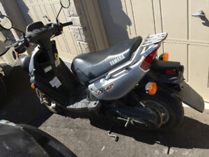 Awesome Yamaha bws