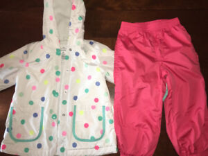 GIRLS CLOTHING - 2T - Various Items
