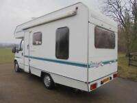 Fiat DUCATO 2.8 TURBO DIESEL SWIFT SUNDANCE R/L