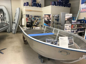 Aluminum Boat and Motor package (FALL SPECIAL!!!)