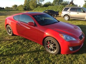 SOLD !!! 2010 Hyundai Genesis Coupe 2.0Turbo