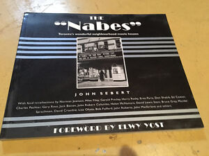 The Nabes - Toronto Movie Houses - Hard Cover