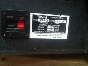 YAMAHA NS-AC1 center speaker