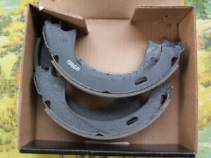 NEW REAR EMERGENCY BRAKE SHOES FOR FORD TRUCKS & LINCOLN TRUCKS