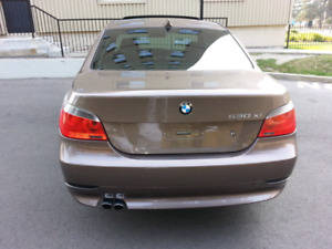For sell bmw 530xi lady Drive one owner
